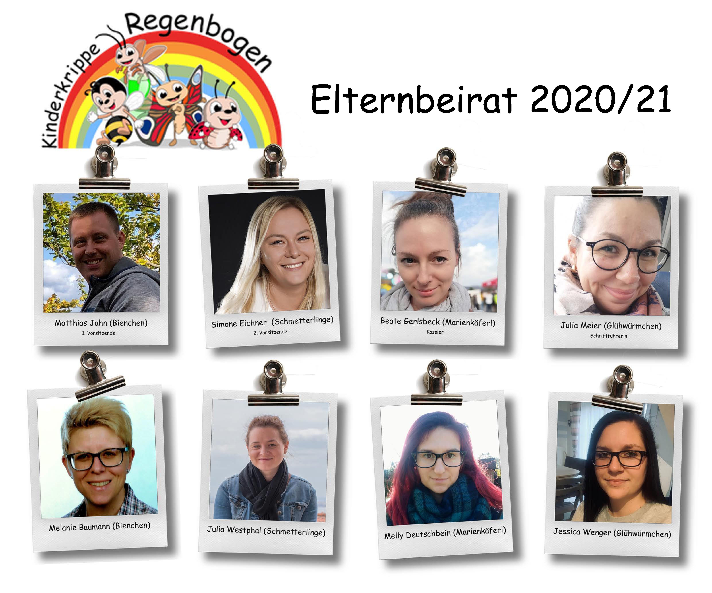 Grossansicht in neuem Fenster: Elternbeirat Regenbogen 20/21